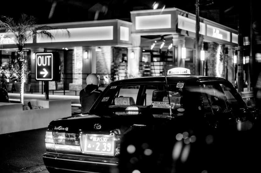 Taxi in Tokyo S/W